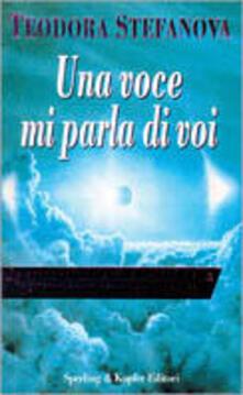 Osteriacasadimare.it Una voce mi parla di voi. Le straordinarie rivelazioni della sensitiva più famosa d'Italia Image