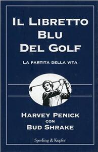 Il libretto blu del golf
