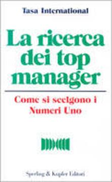 La ricerca dei top manager.pdf