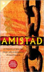 Libro Amistad Alex Pate