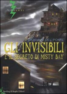Letterarioprimopiano.it Gli Invisibili e il segreto di Misty Bay Image