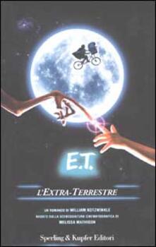 Letterarioprimopiano.it E.T. L'extra-terrestre Image