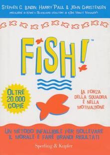 Premioquesti.it Fish! Image