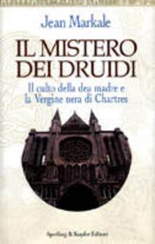 Winniearcher.com Il mistero dei druidi. Il culto della dea madre e la Vergine nera di Chartres Image