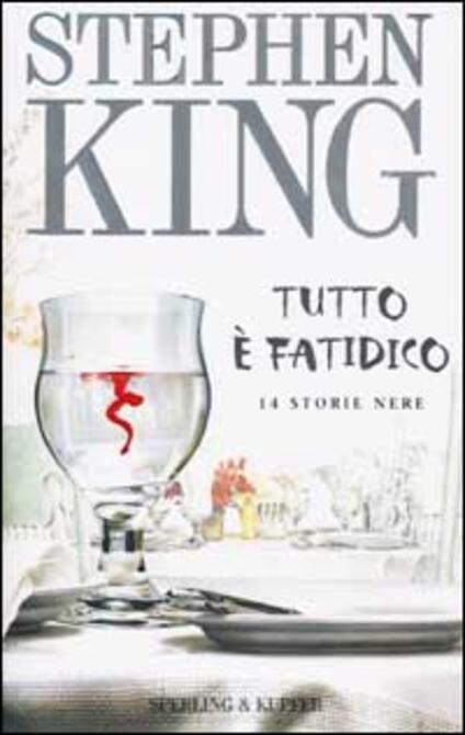 Tutto è fatidico - Stephen King - copertina