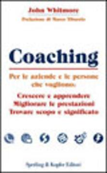 Listadelpopolo.it Coaching Image