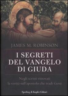 Amatigota.it I segreti del Vangelo di Giuda. Negli scritti ritrovati la verità sull'apostolo che tradì Gesù Image