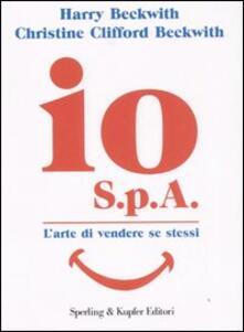 Steamcon.it Io S.p.A. L'arte di vendere se stessi Image