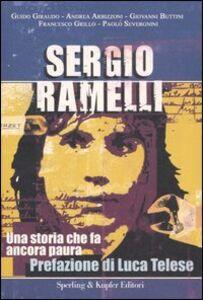 Libro Sergio Ramelli