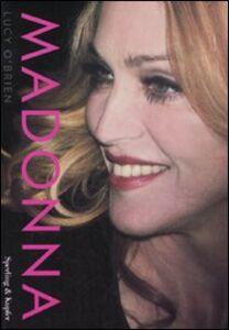 Foto Cover di Madonna, Libro di Lucy O'Brien, edito da Sperling & Kupfer