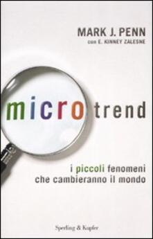 Winniearcher.com Microtrend. I piccoli fenomeni che cambieranno il mondo Image