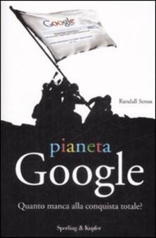 Antondemarirreguera.es Pianeta Google. Quanto manca alla conquista totale? Image