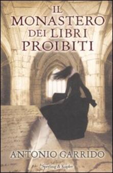 Associazionelabirinto.it Il monastero dei libri proibiti Image