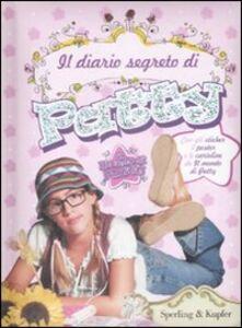 Foto Cover di Il diario segreto di Patty. Il mondo di Patty. Con adesivi, Libro di  edito da Sperling & Kupfer