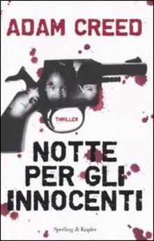 Antondemarirreguera.es Notte per gli innocenti Image