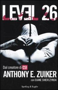 Libro Level 26. Vol. 1 Anthony E. Zuiker