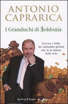 Listadelpopolo.it I granduchi di Soldonia Image