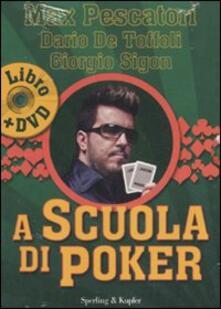 A scuola di poker. Con DVD.pdf