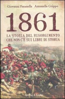 Grandtoureventi.it 1861. La storia del Risorgimento che non c'è sui libri di storia Image
