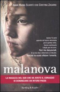 Libro Malanova Anna M. Scarfò , Cristina Zagaria