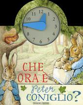 Che ora è Peter Coniglio?