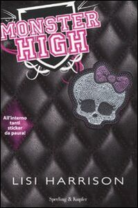 Libro Monster High Lisi Harrison