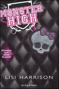 Foto Cover di Monster High, Libro di Lisi Harrison, edito da Sperling & Kupfer