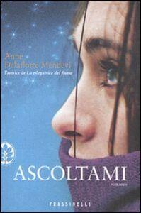 Libro Ascoltami Anne Delaflotte Mehdevi