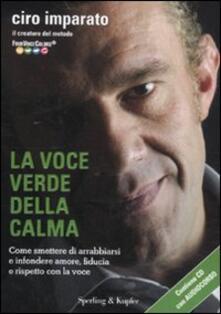 Daddyswing.es La voce verde della calma. Con CD Audio Image