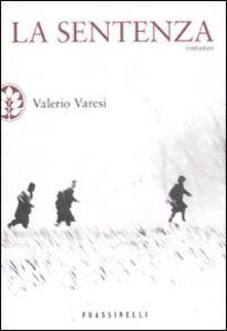 Libro La sentenza Valerio Varesi