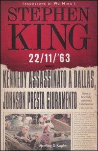 22/11/'63 - King Stephen - wuz.it