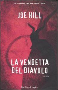 Libro La vendetta del diavolo Joe Hill
