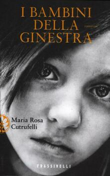I bambini della Ginestra - Maria Rosa Cutrufelli - copertina