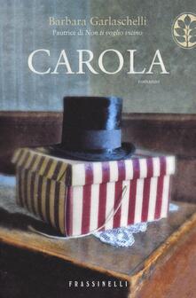 Carola - Barbara Garlaschelli - copertina