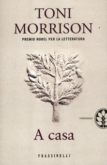 A casa - Toni Morrison - copertina