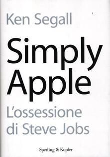 Fondazionesergioperlamusica.it Simply Apple. L'ossessione di Steve Jobs Image