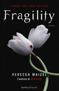 Libro Fragility Rebecca Maizel