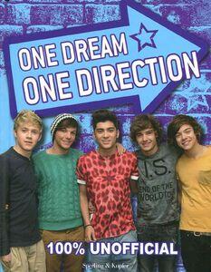 Libro One dream, One Direction. 100% unofficial Ellen Bailey
