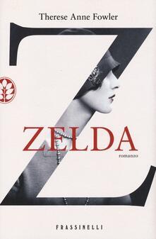 Zelda - Therese A. Fowler - copertina