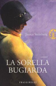 Libro La sorella bugiarda Janice Steinberg
