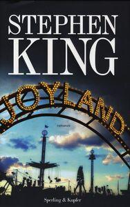 Libro Joyland Stephen King