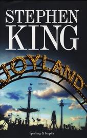 Joyland copertina