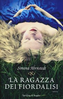 La ragazza dei fiordalisi - Simona Ahrnstedt - copertina