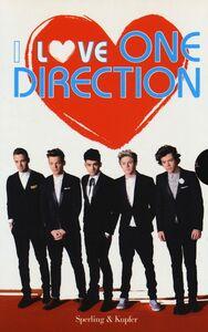 Foto Cover di I love One Direction, Libro di  edito da Sperling & Kupfer