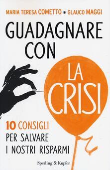 Daddyswing.es Guadagnare con la crisi. 10 consigli per salvare i nostri risparmi Image