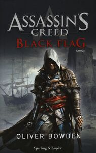 Libro Assassin's Creed. Black flag Oliver Bowden