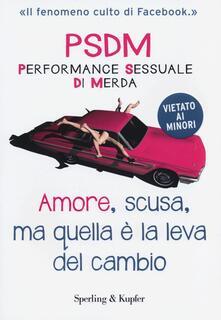 Lpgcsostenible.es Amore, scusa, ma quella è la leva del cambio. PSDM Performance sessuale di merda Image