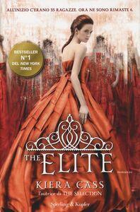 Libro The elite Kiera Cass