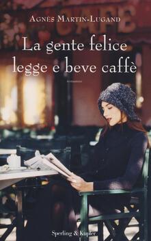 Winniearcher.com La gente felice legge e beve caffè Image