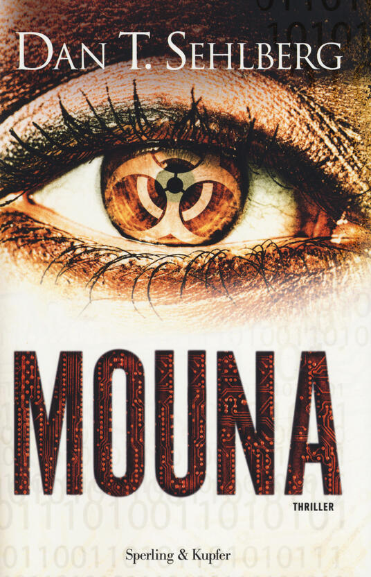 Mouna - Dan T. Sehlberg - copertina